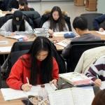 시립도서관 취준생·수험생 공부장소로 인기