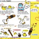 [K-water 인제영어마을] 요리만화로 배우는 영어 (29)