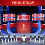 한국 F조 '월드컵 개최국 대결'…일본 H조 '우승국 없네'