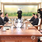 남북평창회담 오전 전체회의 종료…공동입장·단일팀 합의가능성