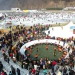 '세계를 홀린 화천'…산천어축제 12년 연속 100만 관광객 돌파