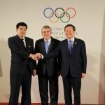 IOC 주재 역사적인 남북한 '평창올림픽 참가 회의' 시작