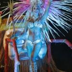 '함께 춤춰요!'…파라과이 엔카르나시온 카니발