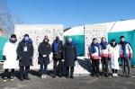 """""""평화올림픽으로 전세계 갈등의 벽 허물자"""""""