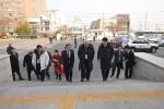 장웅 북한IOC위원장 속초시 방문