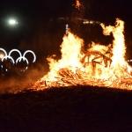 파이어아트페스타 행사 불 사용 강행 논란