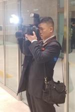 """평창올림픽 파견 북한 기자 """" 바쁘다 바빠"""""""