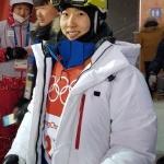 서정화, 프리스타일 스키 여자 모굴 14위
