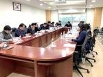 강원도보좌진협 국비확보 방안 협의
