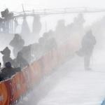 설상경기장 강풍에 올림픽 일정 ' 흔들'
