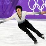 피겨 차준환 15위…한국 남자싱글 역대 최고
