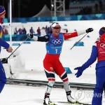 비에르옌, 크로스컨트리 계주金…역대 최다 메달 타이