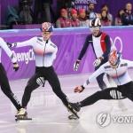 서이라·임효준, 쇼트트랙 男 1,000m 준결승 진출…황대헌 실격