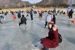동계올림픽과 함께하는 '정선 고드름축제'