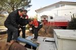 속초 물공급 설연휴로 악화 ' 재난수준'
