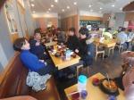 상가 경기활성 유도 지역 내 식당 이용