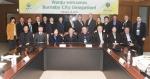 캐나다 버나비시 대표단 원주 방문