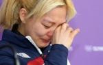 여자 팀추월 진실공방 ' 얼룩'