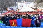 정선군 교류도시들 올림픽 성공개최 응원