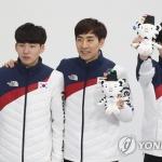 빙속 남자 팀 추월 은메달 추가…한국 8위로 도약