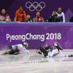 넘어진 쇼트트랙 '노골드' 참사