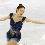 피겨여왕 보는 앞 열연 펼친 ' 연아키즈'… 화려한 비상