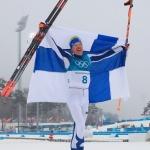 핀란드 니스카넨, 크로스컨트리 50㎞ 우승…김마그너스 47위