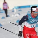 평창 마지막 금메달은 '철녀' 비에르겐…통산 최다 15번째 메달