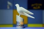 세계의 언어로 새긴 평화 메시지… 올림픽 랜드마크 되다