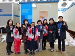 세계가 주목한 평창올림픽 '성폭력 상담센터'