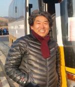 [평창패럴림픽, 우리도 뛴다] ⑤ 정재국 일본 선수 이송차량 운전기사