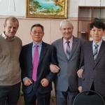 춘천여고-러시아 학교 자매결연 체결