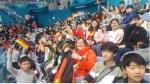 사내초 패럴림픽 관람