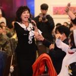 도 출신 예술가·연예인 총 출동 '아리랑' 함께 부르며 감동 연출