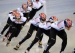 평창올림픽 쇼트트랙 전사 ' 태극마크 향한 첫 레이스'