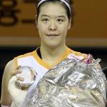 박지수, WNBA 신인 드래프트 전체 17순위로 미네소타에 지명