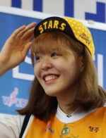 WNBA 신인 드래프트 박지수, 17위 지명