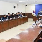 원경환 강원경찰청장 홍천경찰서 방문