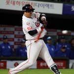 이대호, 12회 끝내기 스리런…롯데, 삼성에 극적 역전승