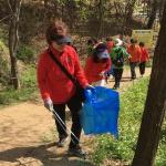 원주시여성단체협의회 환경정화 활동