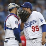 류현진, 다저스 유일한 1점대 선발…NL 다승 공동 2위, ERA 8위