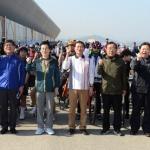 강원 도심· 천혜자연 누비며 자전거타기 즐거움 알렸다