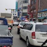 홍천읍 도심 불법 주·정차로 안전사고 위험