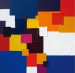 캔버스 수놓는 형형한 감정의 색채