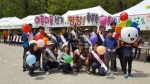 평창군선관위 공명선거 캠페인