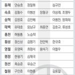 베일 벗은 시장·군수 대진표… 현역 13명 재도전