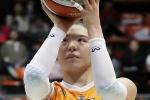 WNBA 박지수 '인상적 시즌 보낼 외국선수' 2위