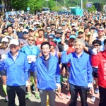 한국 최고 코스· 맑은 공기·안전 대회 ' 3박자' 갖췄다