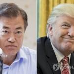 트럼프, 북미회담 궤도이탈 방지 부심…文대통령에 조언 구하기