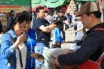 인제 황태축제 지역상경기 활짝